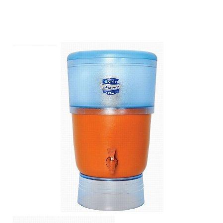 Filtro Advance Plus 6 Litros Barro e Plástico - Cerâmica Stéfani