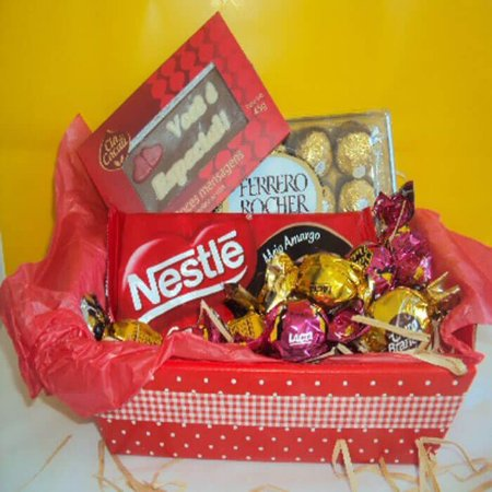 Cesta Chocolates 2