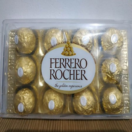 Item Adicional - Chocolates Ferrero Rocher