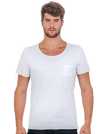 Camiseta Branca Basic Style