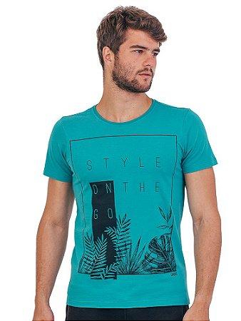 Camiseta Style on the Go