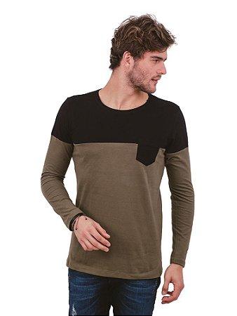 Camiseta Cotton Cold High Black