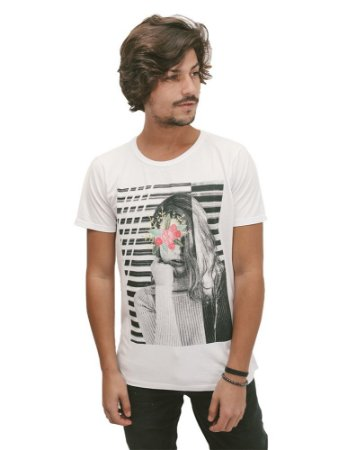 Camiseta Contrast