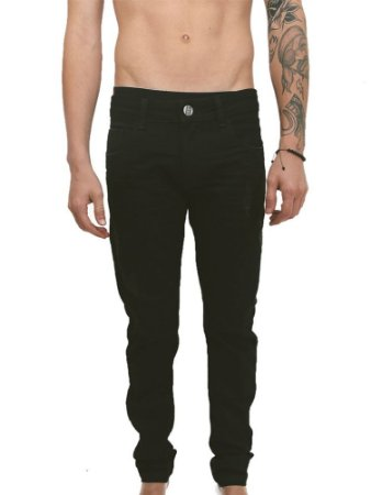 Calça Jeans Deep Black