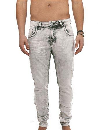 Calça Jeans Stoned Black