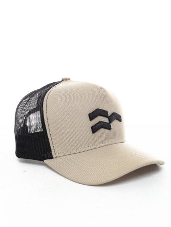Boné Trucker Off-Black