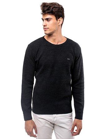 Suéter London Basic Black