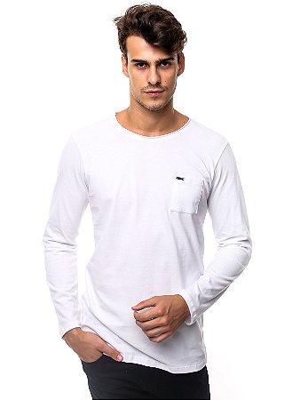 Camiseta Cotton Winter White