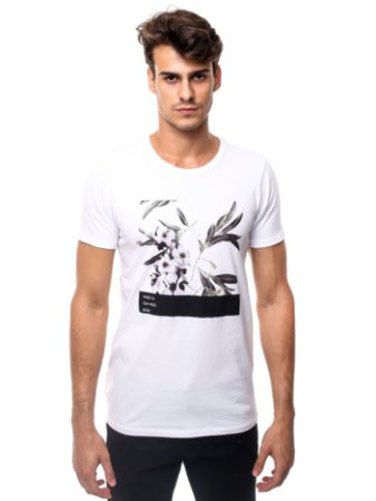 Camiseta Wild Side Branca