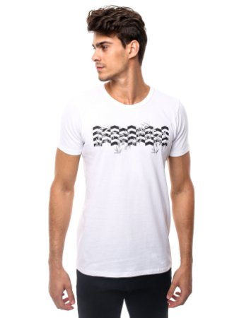Camiseta Urbô Standard Branco