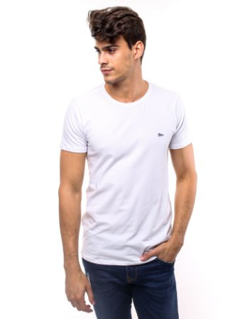 Camiseta White Egypt Confort