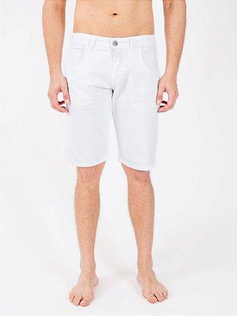 Bermuda Brim Strong White