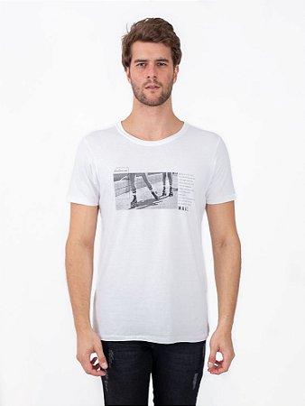 Camiseta Wave Branca