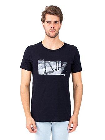 Camiseta Wave Preta
