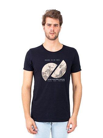 Camiseta Desire Preta