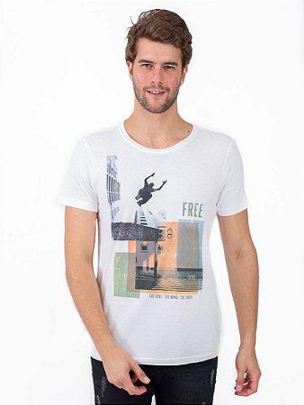 Camiseta Free