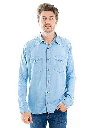 Camisa Jeans Tourmaline