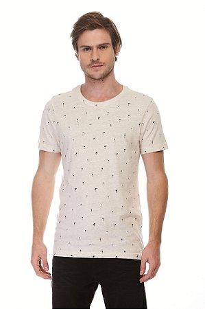 Camiseta Urbô Full Print Coqueiros