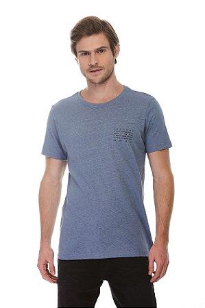 Camiseta Eco Harmony Azul