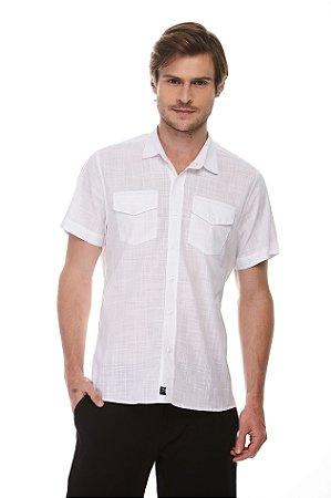 Camisa Social Mc White