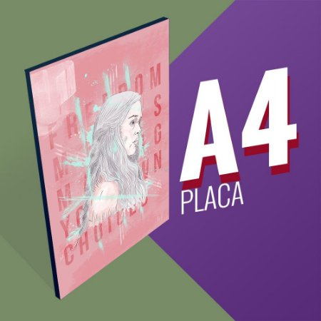 Placa A4 - Daenerys