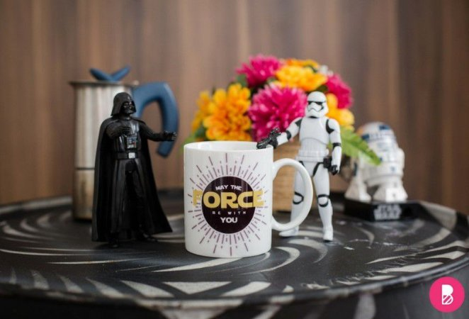 Caneca: May the Force be with  you