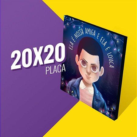 Stranger Things - Eleven 20x20