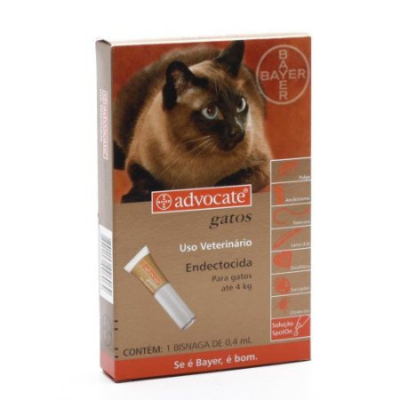 ADVOCATE GATOS 0.4ML