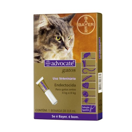 ADVOCATE GATOS 0.8ML