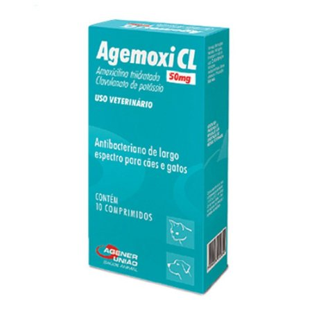 AGEMOXI CL 50MG