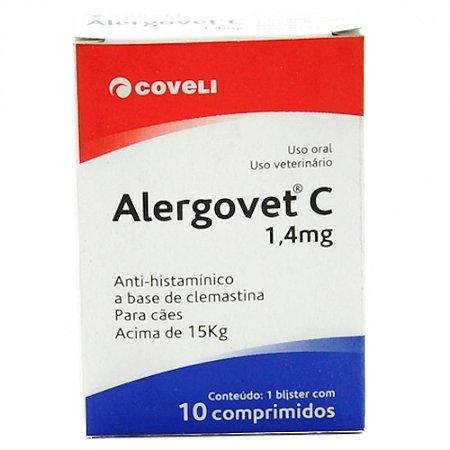ALERGOVET C -  1.4MG