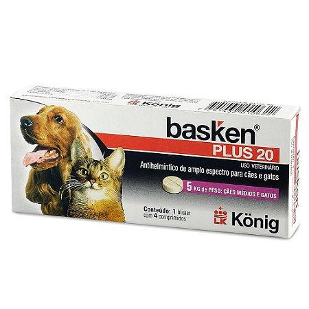 BASKEN PLUS 20 C/04 COMP 12
