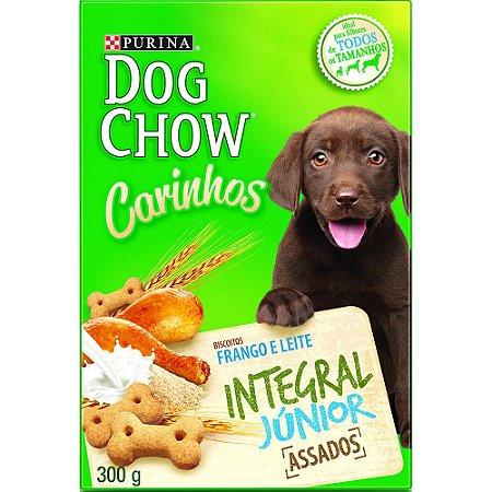 BISCOITO DOG CHOW CARINHOS JUNIOR 300G