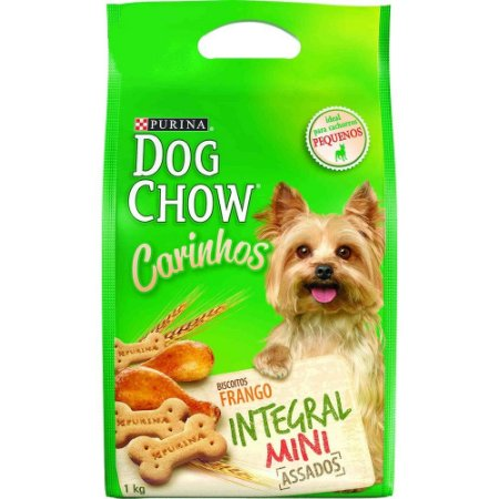 BISCOITO DOG CHOW integral  MINI 1 KG