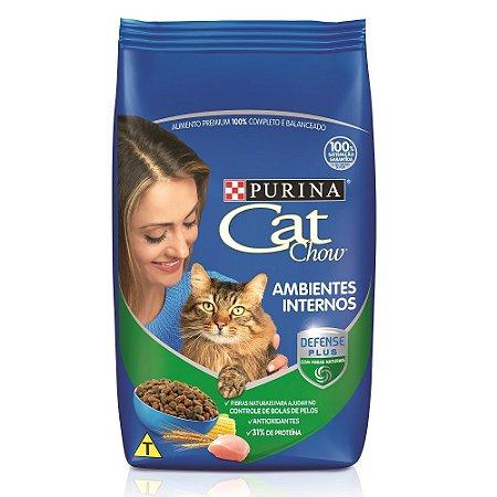 CAT CHOW AMBIENTES INTERNOS 1 kg