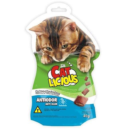 CAT LICIOUS ANTI ODOR 40G
