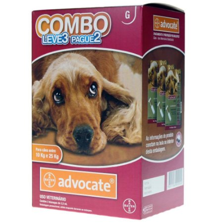 ADVOCATE  COMBO CAES (G) 2.5ML
