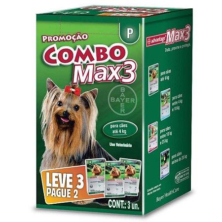 ADVANTAGE COMBO MAX- 3 - 0.4ML (P)