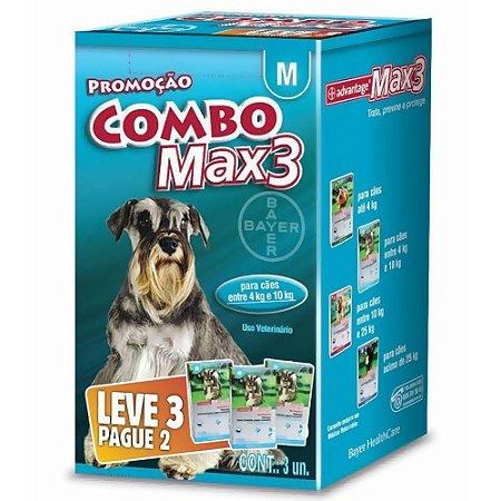ADVANTAGE COMBO MAX- 3 - 1.0ML (M)