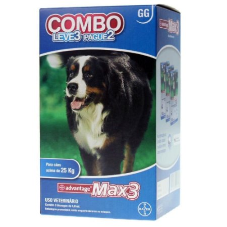 ADVANTAGE COMBO MAX- 3 - 4.0ML (GG)