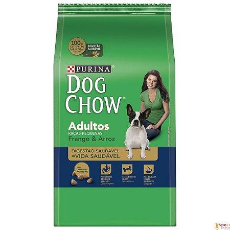 DOG CHOW Adult Raças pequenas Frango e Arroz 15KG