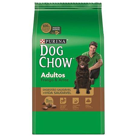 DOG CHOW Adultos Frango e Arroz 15KG