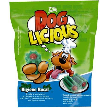 DOG LICIOUS HIG BUCAL 80G