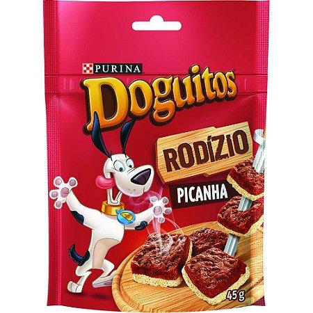 Doguitos Rodízio Picanha  45G