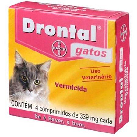 DRONTAL CAT 4UND