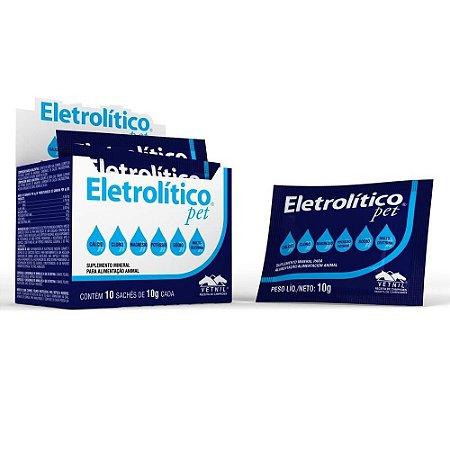 ELETROLITICO PET 10GR