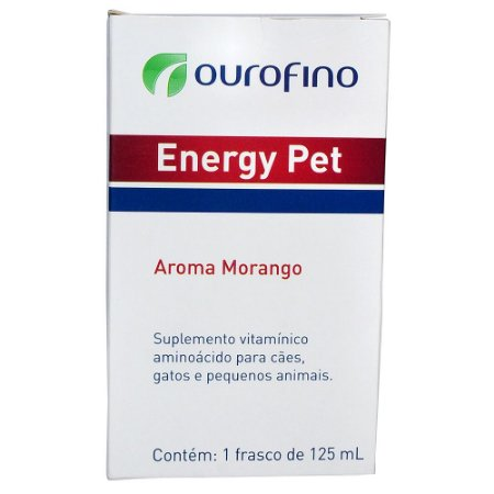 ENERGY PET 125ML