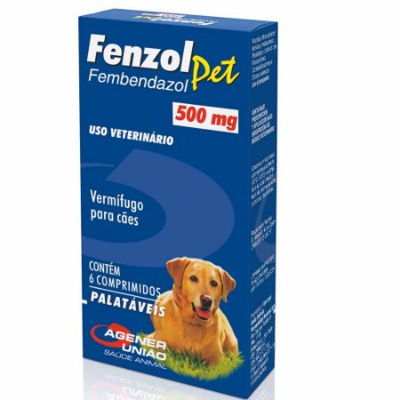 FENZOL PET 500MG