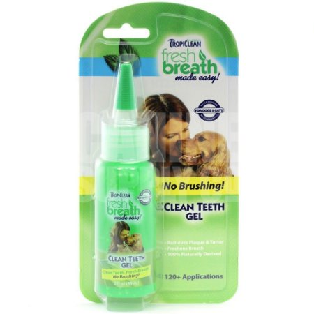 FRESH BREATH CLEAN TEETH GEL REMOVEDOR DE TÁRTARO 59ML