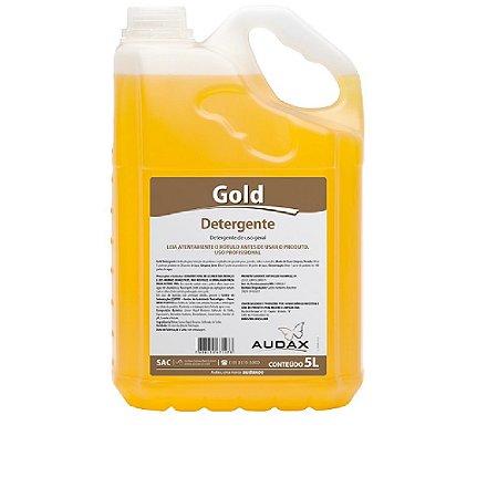 DETERGENTE GOLD NEUTRO 5 LT